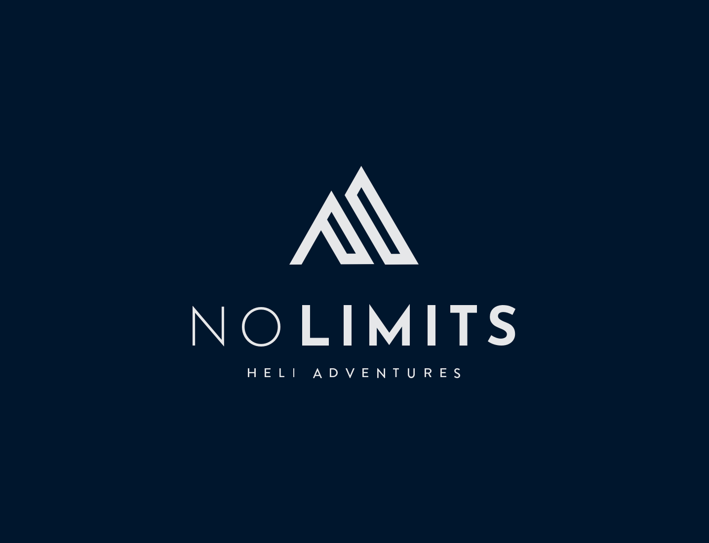 No Limits Heli Adventures Logo