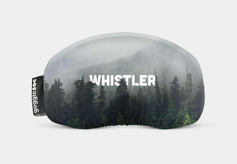 Custom Whistler Gogglesoc design