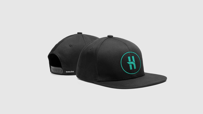 HandleBar branded trucker hat