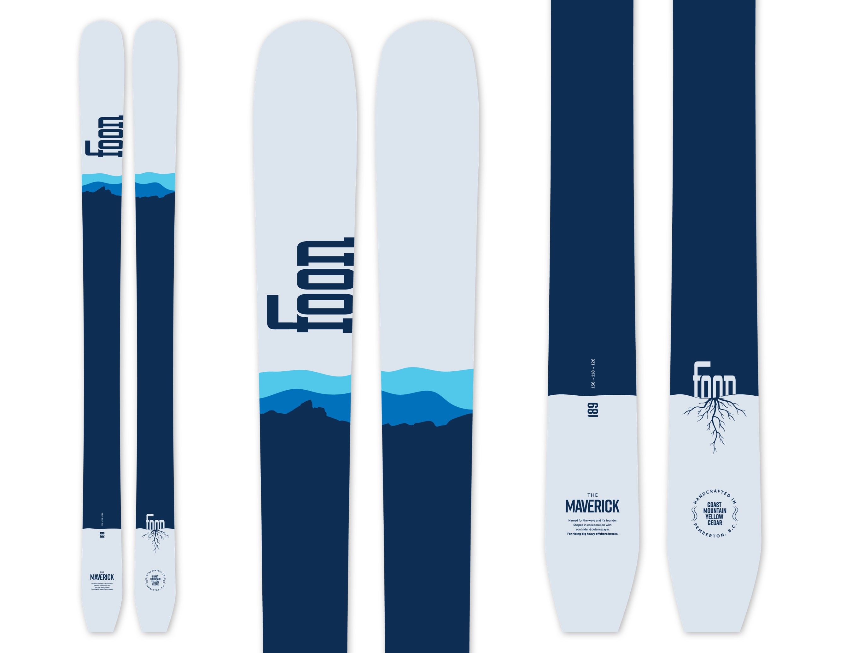 Foon Ski Topsheets